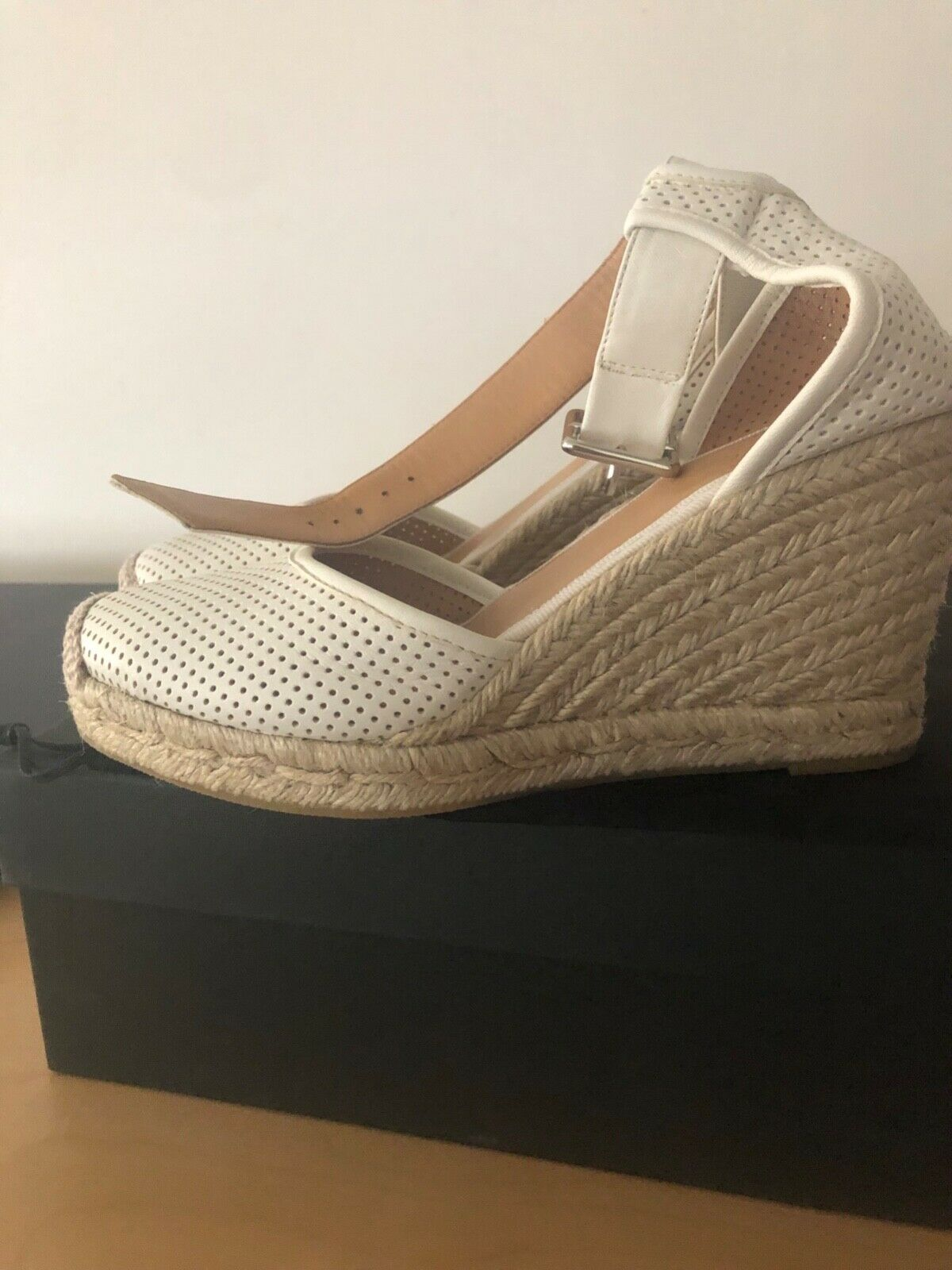 donna Marc by Marc Jacobs Dimensione 37 Summer Breeze Espadrilles Espadrilles Espadrilles Wedges retail  270 2261c9