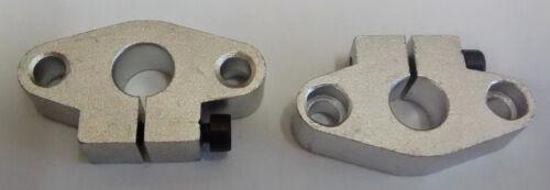 10mm Linear Rail Rod Support Shaft CNC /& 3D Printer SHF10 Bracket