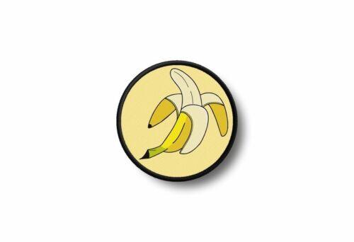 Patch ecusson brode imprime thermocollant skateboard banane babana republic