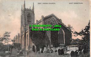 R549914 East Grinstead. Parish Church. 1906