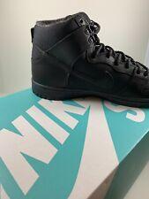 super popular 3f1b5 86e9e item 4 Nike SB Zoom Dunk High Pro BOTA Triple Black Anthracite 923110-001  Men  Sz 12 -Nike SB Zoom Dunk High Pro BOTA Triple Black Anthracite  923110-001 ...