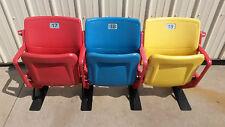 Rosenblatt Stadium Seats - RED/YELLOW/BLUE - College World Series