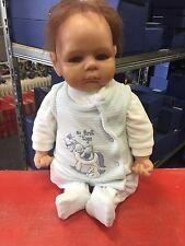 Brigitte Leman Resin Puppe 48 cm. Top Zustand