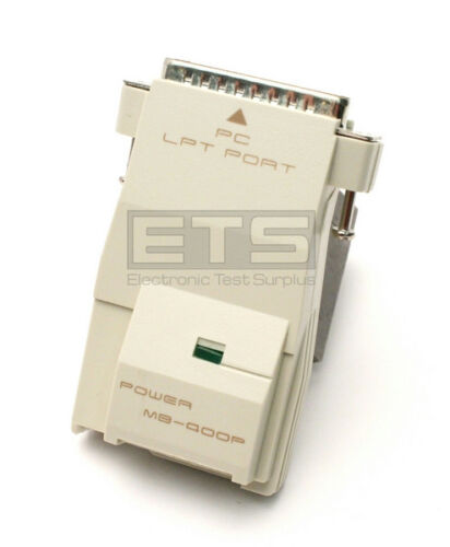 QVS MB400P MB-000P MB-4000P Parallel Mini-Share EX Net LPT Port Extender Adapter