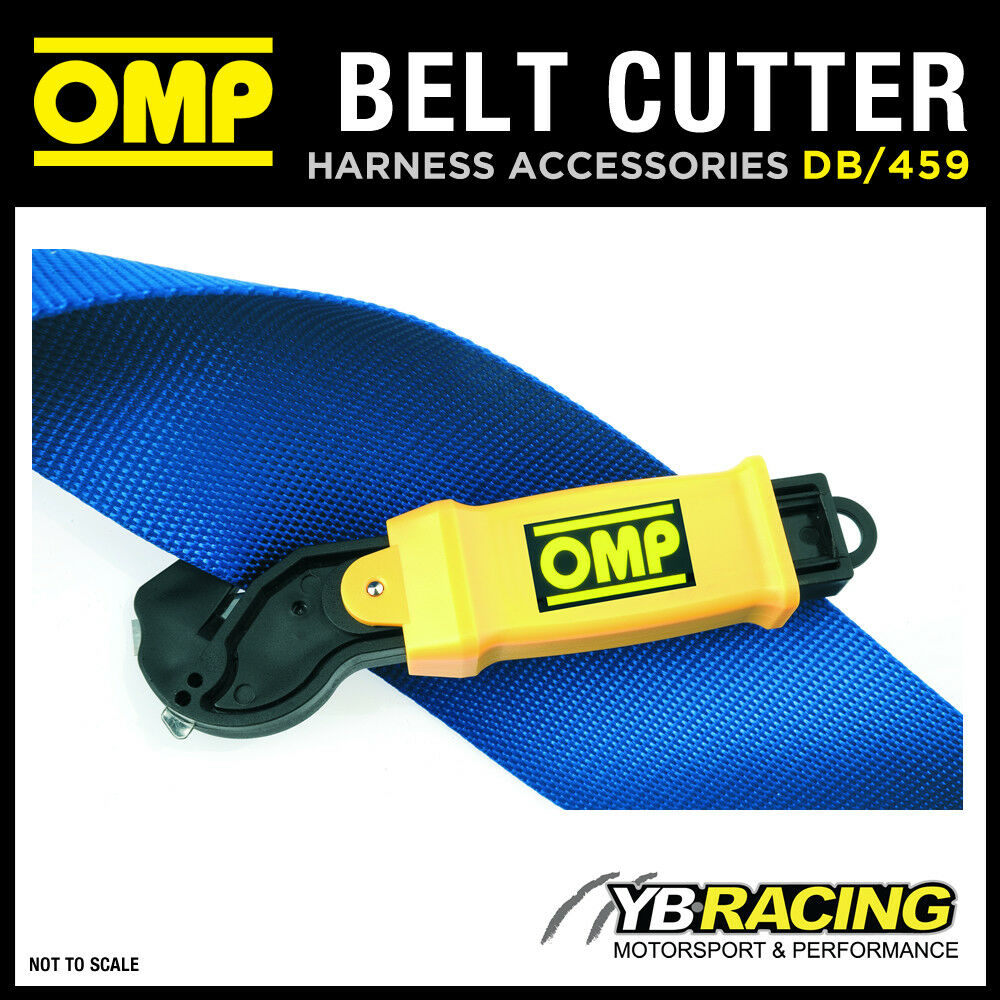 Race Rally TRIPLE PACK TRS Harness Seat Belt Web Cutter Emergency Safety Tool