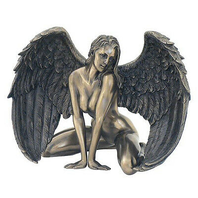 Female Nude Angel Statue Sculpture Figurine - VALENTINE'S GIFT