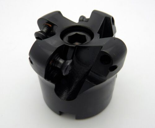 """Mil-Tec 2/"""" Diameter Freedom Cutter® Plus Indexable Shell Mill USA #02002"""