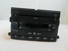 Ford Focus F250 F350 truck factory disc CD player radio 05 06 07 6C3T-18C869-AE