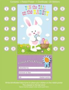 Easter Bunny Differences Game screenshot
