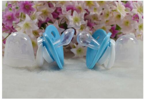Newborn Kid Baby Orthodontic Dummy Pacifier Infant Silicone Teat Nipple SootheSP