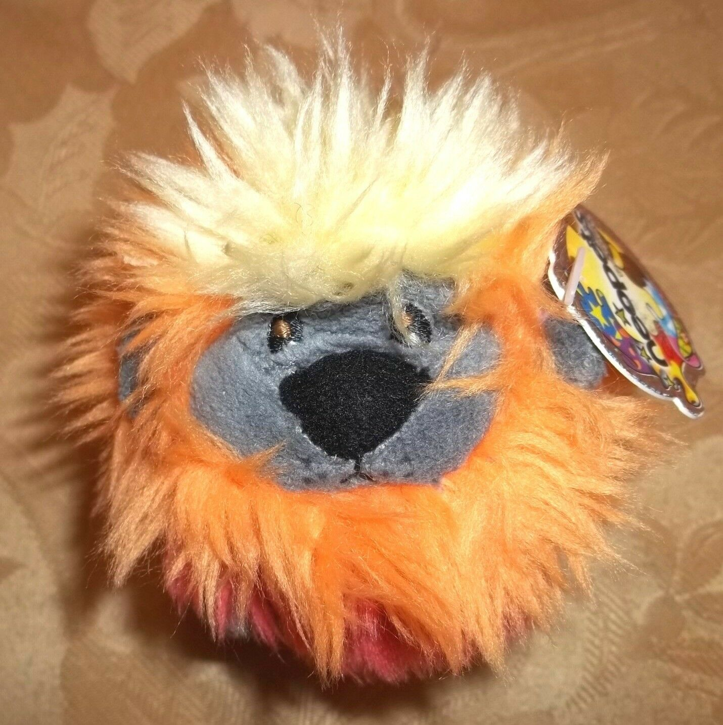 NEOPETSPlush FIRE NOIL 2004 NWTPetpets Stuffed Animal Toy LionCollectors VHTF