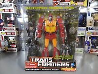 Hasbro Transformers Universe SDCC 2011 San DIego ComicCon Exclusive Deluxe Figure Masterpiece Rodimus Prime Action Figure Toys