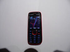 Nokia 5130 XpressMusic - Red (Unlocked) Mobile Phone