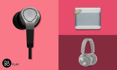 Up to 40% off from Beoplay