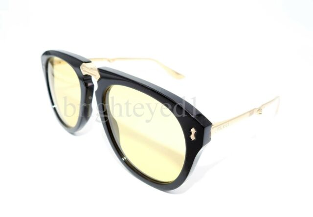f11ac99bead Buy Authentic Gucci Folding Black Sunglasses GG0305S - 004 online