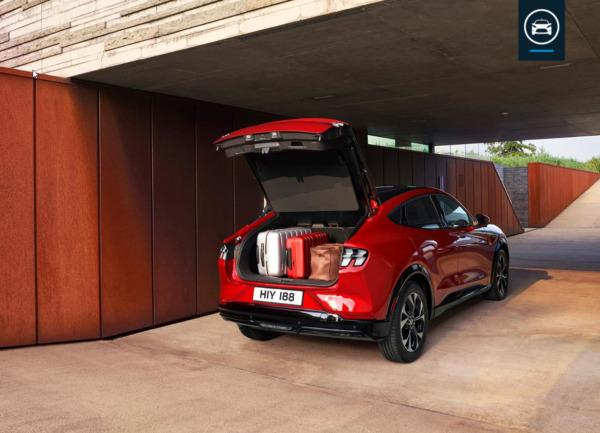 Ford Mustang Mach-E  Standard Range AWD - billede 3
