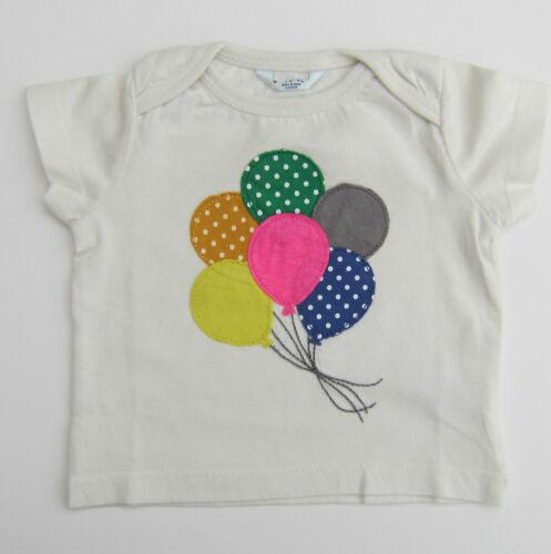 Sonne Pig Baby boden Mädchen Baumwolle Kurz Ärmel Top T-Shirt Luftballon Wal