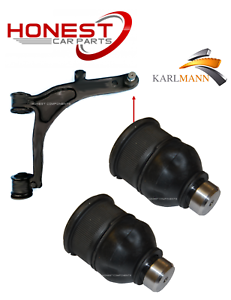 MASTER 98/> FRONT SUSPENSION WISHBONE ARM BALLJOINTS ONLY X2 For VAUXHALL MOVANO