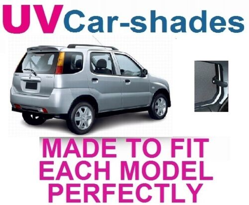 Suzuki Ignis 5dr 04-08 CAR WINDOW SUN SHADE BABY SEAT CHILD BOOSTER BLIND UV