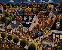 All Hallow's Eve 500pc 16x20 Jigsaw Puzzle by Eric Dowdle Toys