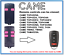 CAME TOP432S Universal Remote Control Duplicator 4-Channel 433.92MHz.
