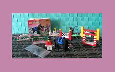 Sistema LEGO Paradisa 6417 MONTALA Spring torneo/Show Jumping Event U. Recipe