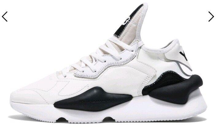 Y3  Yohji Yamamoto  Kaiwa White Sneaker US10.5