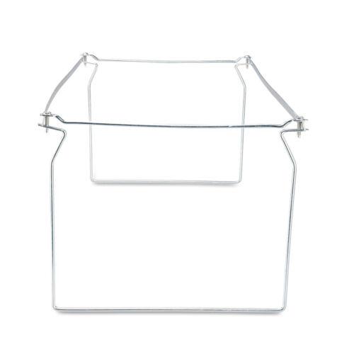 """Universal Screw-Together Hanging Folder Frame Letter Size 23-26.77/"""" Long 6"""