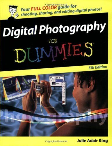 Digital Photography For Dummies (For Dummies (Comp 1