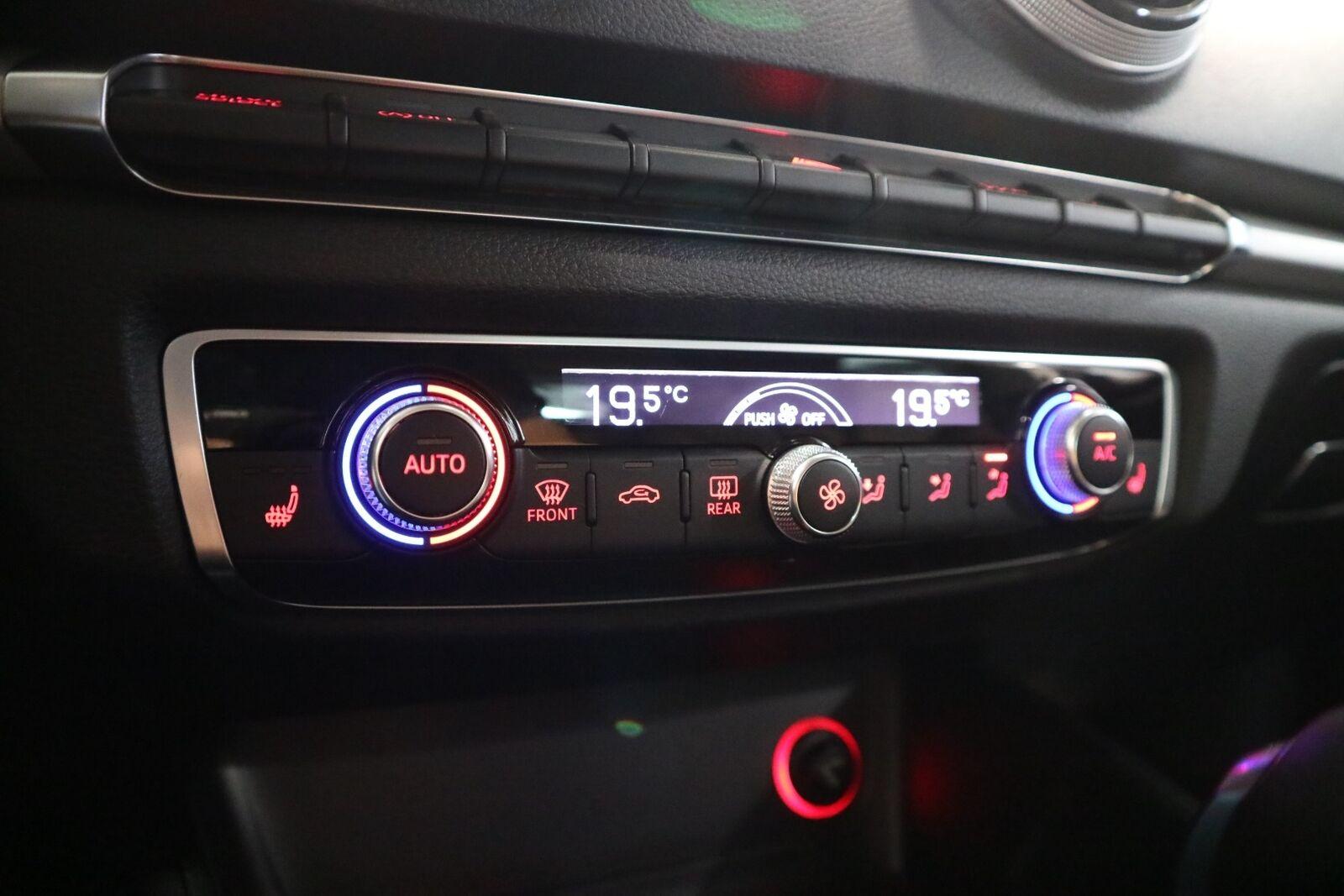 Audi A3 1,4 TFSi 122 Ambition Sportback  S-tr. - billede 6