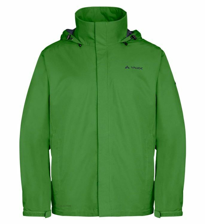 Vaude Vaude Vaude Escape Light Jacket pioggia giacca uomo verde 5e3a54
