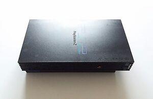 Consola-Sony-Playstation-2-FAT-Sin-mando-ni-accesorios-034-Averiada-034-PS2