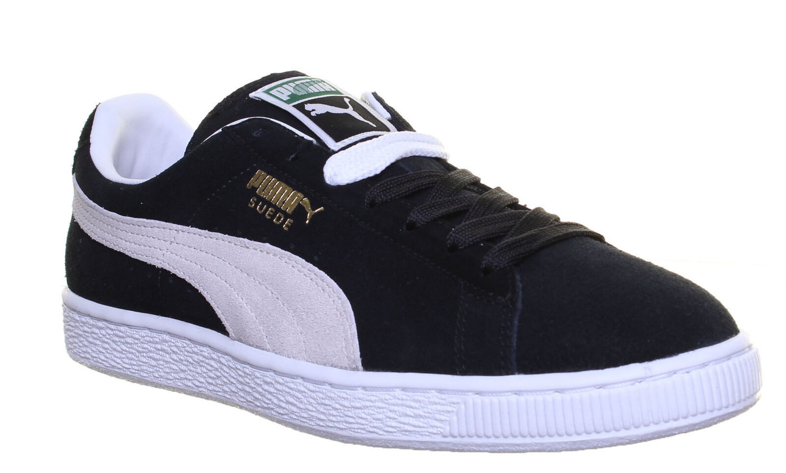 Details about Brand new Puma Suede Classic 'Winterized' Red with black sole