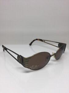 3c40c721bcef New Vintage Fendi Sunglasses Steampunk Mod. FS 142 Antique Bronze ...