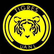 TIGRES UANL Circular Decal Sticker Outdoor Resistant Calca de TIGRES UANL