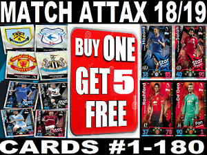 Match Attax 18//19 Sead Kolasinac ARSENAL Base Carte No 25
