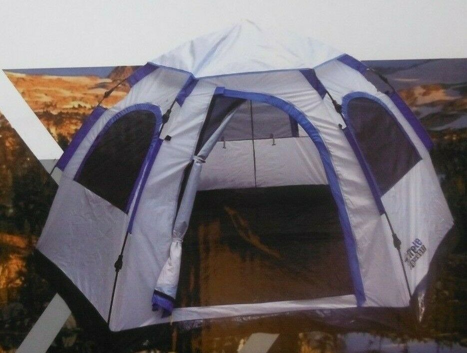 Firelite Outdoors Ripcord 4- Person Dome Popup  Tent  large selection