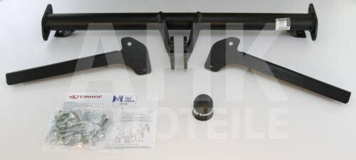 Für Honda Civic VI 5-Tür Anhängerkupplung starr+ES 7p ABE