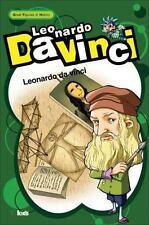 Leonardo da Vinci Great Figures in History series