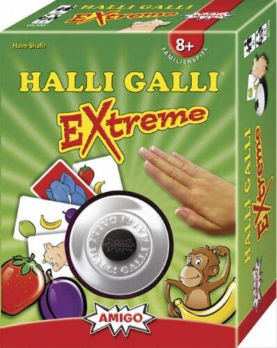 Amigo Re-galli Extreme jeu motricité enfants sur la sonnerie cloche réaction