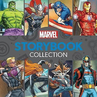 1 of 1 - Marvel Storybook Collection, Disney, New Book