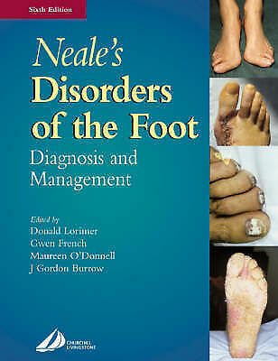 Neale's Disorders of the Foot: Diagnosis and Management-ExLibrary