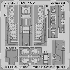 Eduard-PE-73642-1-72-McDonnell-FH-1-Phantom-detail-set-Special-Hobby