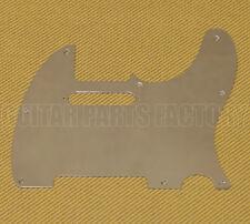 099-1355-100 Fender Telecaster/Tele Metal Chrome Brass Guitar Pickguard