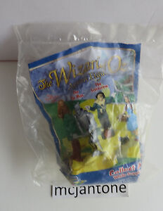 MIP-Blockbuster-Video-1997-Play-Pak-Wizard-of-Oz-COWARDLY-LION-Toy-CAKE-TOPPER