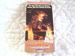 Image Is Loading Ilsa The Wicked Warden Vhs Wanda Absolute Power