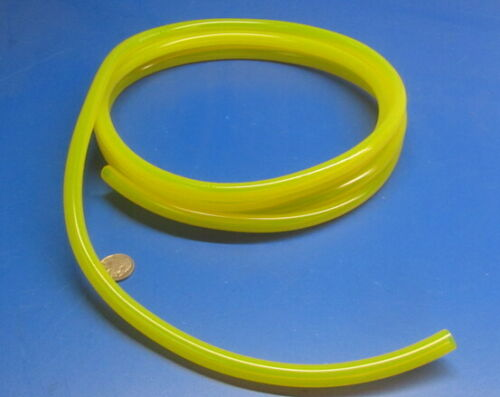 "Tygon Fuel Tubing F4040A  7//16/"" ODx 5//16/"" IDx 1//16/"" Wall x 10 Ft Coil AAG000022"