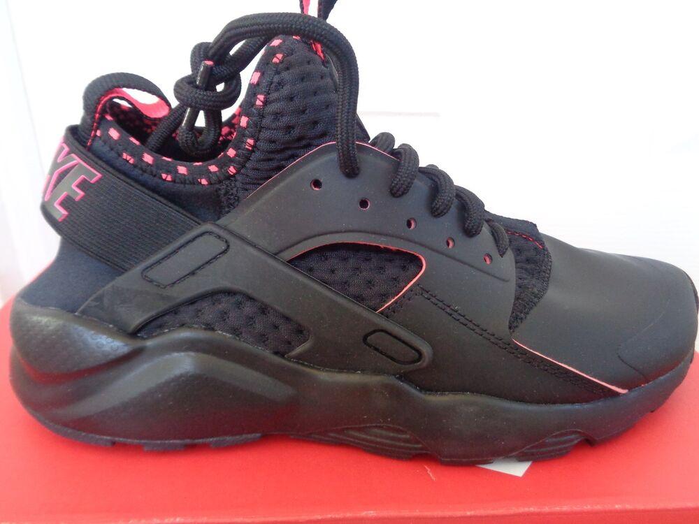 Nike Air Huarache courir Ultra SE Baskets 875841 005 UK 6 EU 40 US 7 Neuf + Boîte-
