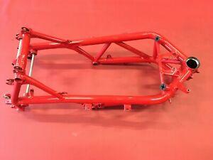 D25 Ducati 1198 S 848 1098  Rahmen für Rennstrecke
