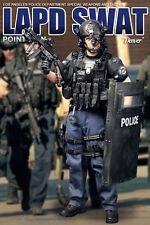 DID 1/6 LAPD SWAT 2.0 Point Man Denver Action Figure MA1006